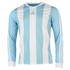 In STOC! Bluza Fotbal Adidas Long Sleeve Football Shirt - Originala - Marimea L - Set echipament fotbal Adidas, Marime: L