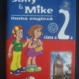 Carte educativa - CRISTINA IONESCU - SALLY & MIKE - LIMBA ENGLEZA CLASA A 2 A {ilustratii color}