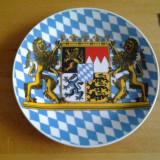 Decoratiuni - Banernlied farfurie decorativa