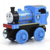 Locomotiva Millie, Thomas si prietenii sai, seria Wooden - Trenulet de jucarie Fisher Price, 2-4 ani, Lemn, Unisex