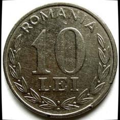 Monede Romania, An: 1942 - ROMANIA, 10 LEI 1995