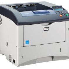 Imprimanta Laser Kyocera FS-4020DN, Monocrom, Duplex, Retea, USB, 45ppm, 1200 x 1200 dpi - Imprimanta laser alb negru
