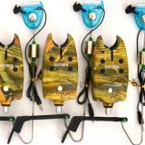 Set 3 Avertizori TLI 07 camou Marca Diamant Si 3 Swingeri MKM 2 - Avertizor pescuit