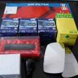 Lot accesorii auto (filtru aer, filtru benzina, nuca schimbator, frana, oglinzi)
