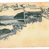 49 - L i t h o, ORSOVA - old postcard - unused