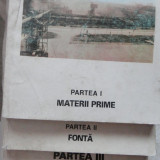 Carti Metalurgie - Indrumator furnale (vol 1;2 si 3) -Autor ing.Buzea Oancea