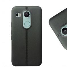 Husa LG NEXUS 5X ultra subtire silicon neagra (PRODUS NOU 2016) !! - Husa Telefon LG, Alcatel One Touch X'Pop, Negru