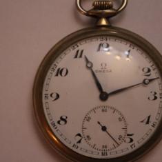 CEAS DE BUZUNAR-SWISS MADE MARCA OMEGA, IN FUNCTIUNE. - Ceas de buzunar vechi