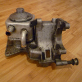 Radiator auto ulei, Audi, A6 (4B, C5) - [1997 - 2005] - Radiator racitor ulei si suport Audi A4, A6 si A8 !