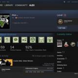 Cont steam GTA 5 , CS GO + altele