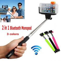 Selfie stick wireless
