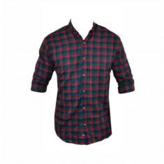 Camasa barbati - Camasa Polo Ralph Lauren, Casual, din Bumbac, Carouri, Masuri Mari XL XXL C320