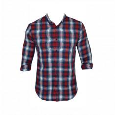 Camasa barbati - Camasa Polo Ralph Lauren, Casual, din Bumbac, Groasa, Carouri, Toate Mas C319