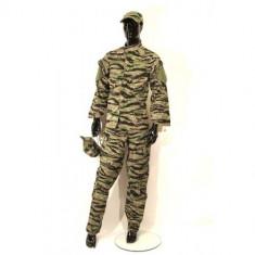 Uniforma militara - Costum camuflaj 4 piese Tiger Regular - M [Swiss Arms]