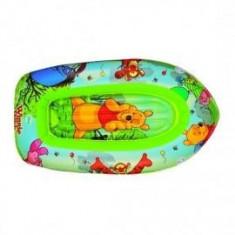 Barca pneumatice - Barca gonflabila pentru copii Intex 58394 - Winnie the Pooh