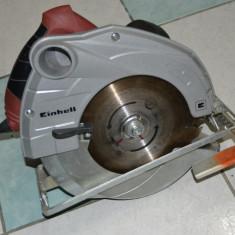 Fierastrau circular de mana Einhell TH-CS 1400/1, 1400 W, 5200 RPM