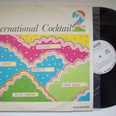 Disc vinil INTERNATIONAL COCKTAIL (2) (ST - EDE 02862) - Muzica Pop Altele