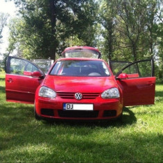 Volkswagen Golf, An Fabricatie: 2005, Motorina/Diesel, 245000 km, 1998 cmc