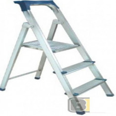 Scara/Schela constructii - Scara Metalica Trademark - 647630 - 7 trepte