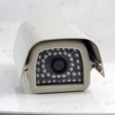 Camera CCTV - Camera supraveghere cu infrarosu CCD 42 LED IR, 420 Linii, 12 mm Model ZK-186CM
