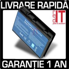 BATERIE ACUMULATOR ACER EXTENSA 5235 5210 5220 5630 7220 TM00751 GRAPE32 - Baterie laptop, 6 celule, 4400 mAh