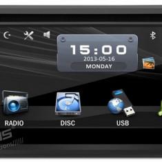 DVD Player auto - DVD Auto 2 DIN Xtrons TD609