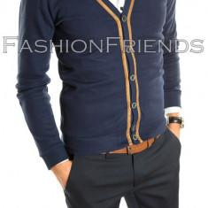 Cardigan tip ZARA - pulover barbati - pulover slim fit - cod 3000