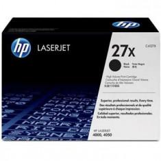 Cartus toner original HP 27X C4127X LaserJet 4000 4050 - Cartus imprimanta