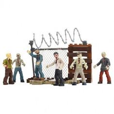 Set Figurine MEGA BLOKS - CoD - ZOMBIE TROOP PACK - CNC69 Mattel