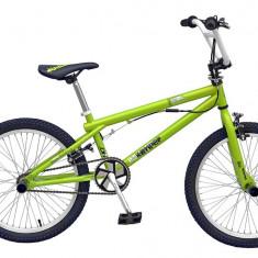 Bicicleta BMX - Bicicleta copii BMX Dhs Jumper DHS 2005-1V 2015 20'-Verde - OLN-ONL8-215200500|Verde