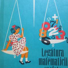 Legatura matematicii cu viata - Clasele I - IV - Dumitru Marcut , Ioan Aron