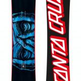 Placa snowboard SANTA CRUZ EYES 159 cm model 15/16 - Placi snowboard