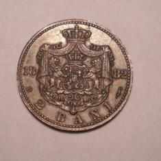 Monede Romania - 2 bani 1882 Piesa de Colectie