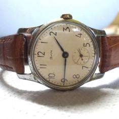 Ceas de mana - Ceas rusesc de colectie, ZIM 2602 15 jewels, made in URSS, anii 50