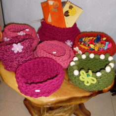 Bricolaj - Cosuri lana