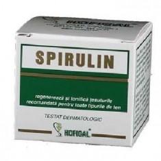 Crema de corp - Crema Spirulin 50gr Hofigal