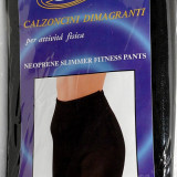Pantaloni din neopren - colanti pentru slabit - masuri de la M la XXL