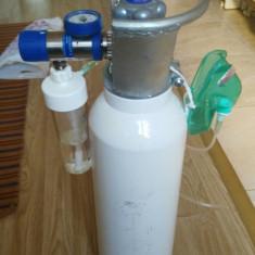 Aparat respiratoriu - Aparat de respirat tub oxigen medical GARANTIE oxygen medicinal mobil respirator