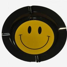 Scrumiera metal - Smiley - Tutungerie