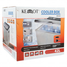 Lada frigorifica auto - LADA FRIGORIFICA PROFESIONALA 42L KEMOT alimentare electrica sau gaz