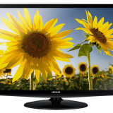 Monitor LED Samsung T28D310ES, 16:9, 28 inch, 8 ms, negru, Monitor + TV