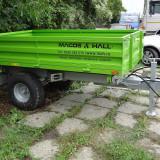 Camion - Remorca 2 tone