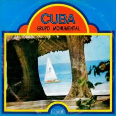 Grupo Monumental - El Mechon (Areito-Cuba-Latin) (Vinyl) - Muzica Latino electrecord, VINIL