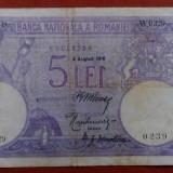 5 lei 1916
