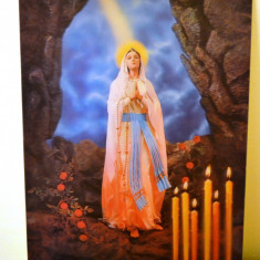 Icoana Sfanta Maria la Medjugorje / Icoana japoneza anii 1960