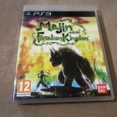 Joc Majin and The Forsaken Kingdom, PS3, original, 69.99 lei! - Jocuri PS3 Namco Bandai Games, Role playing, 12+, Single player