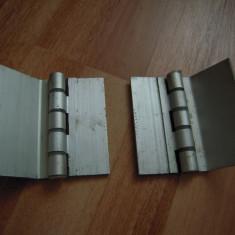 Balamale din aluminiu cu posibila destinatie diversa - accesoriu mobila