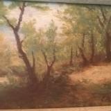 Tablou - Pictor roman, Natura, Ulei, Altul