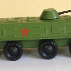 Jucarie de colectie - Jucarie macheta tab transportor amfibiu blindat metal metalic sovietica rusia