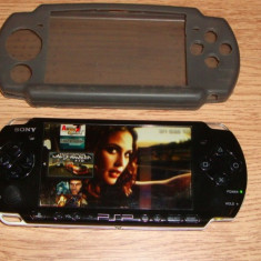 PSP Sony Slim Modat 8GB cu jocuri, Emulatoare: Sega, Nintendo, Arcade, Gameboy, etc.